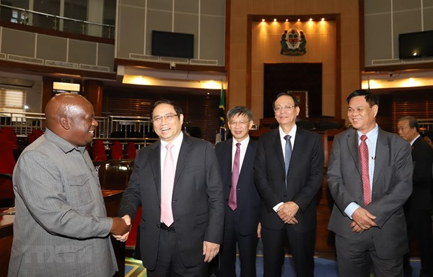 Vietnam, Tanzania aim to forge cooperation across spheres hinh anh 1