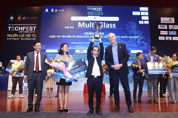 14 million USD invested in start-ups at Techfest hinh anh 1