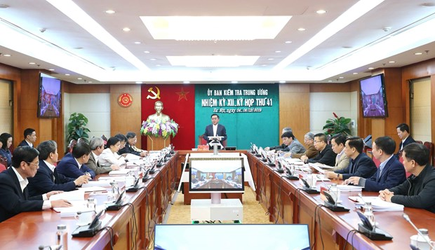 Conclusion on wrongdoings at Vietnam Steel Corp.'s Party organization hinh anh 1