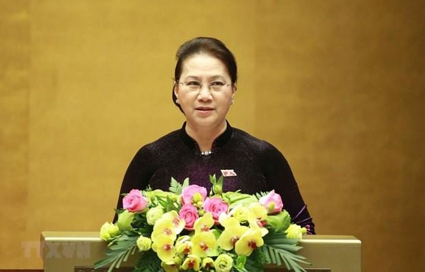 Belarus leaders look forward to visit by Vietnam's top legislator: Ambassador hinh anh 1