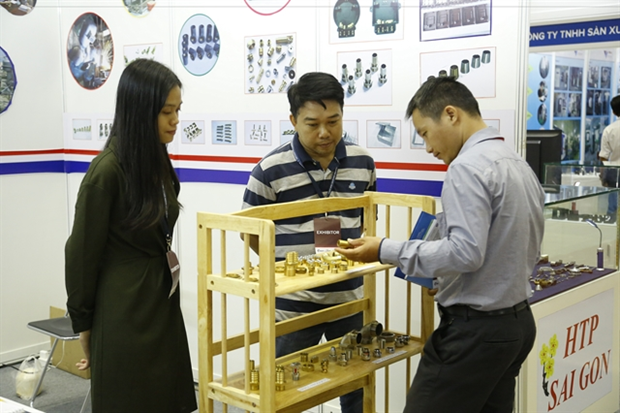 HCM City to host machinery, supporting industry fairs hinh anh 1