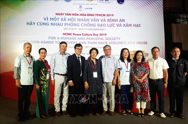 HCM City hosts Peace Culture Day hinh anh 1