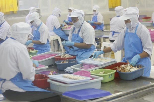 Thailand supports SMEs to expand overseas hinh anh 1