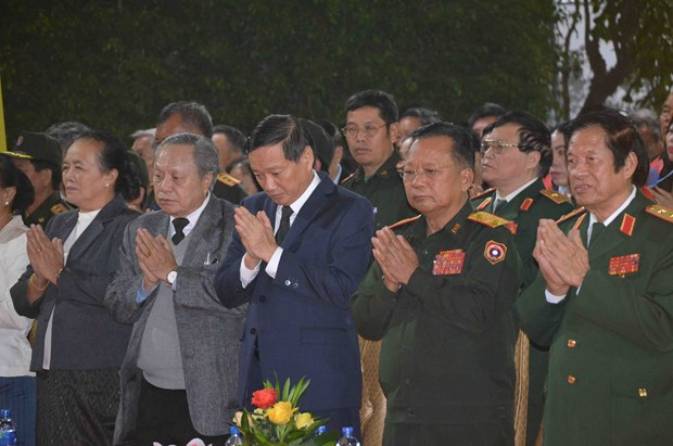 Requiem for Vietnamese martyrs in Laos hinh anh 1