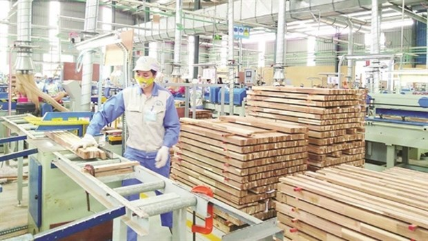 Foreign investment increases in wood processing industry hinh anh 1
