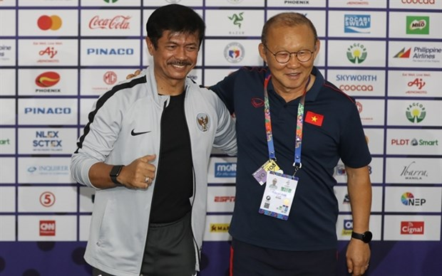 Games glory awaits Vietnam: coach Park Hang-seo hinh anh 1