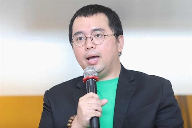 Start-ups must 'go global', says Grab's Vietnam chief hinh anh 1