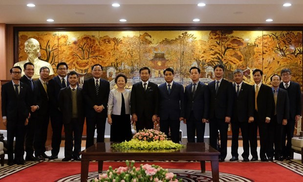 Hanoi commits all possible support for Japanese investors hinh anh 1
