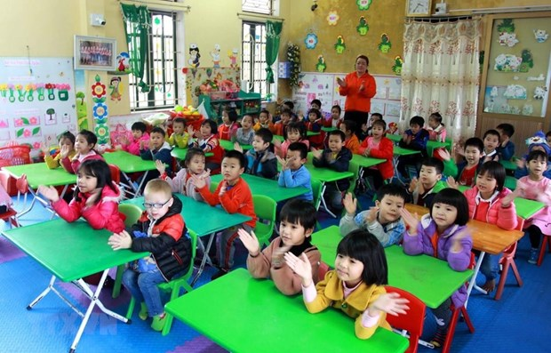 Vietnam makes big leap in human development: UNDP hinh anh 1