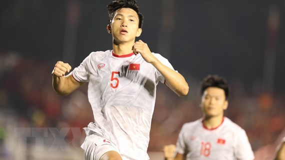 SEA Games 30: Vietnam win long-awaited gold in men's football hinh anh 1
