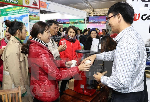 Third Vietnam Coffee Day opens in Gia Lai hinh anh 1
