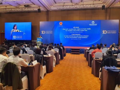 G-bond market aims to become a safe and effective investment tool hinh anh 1