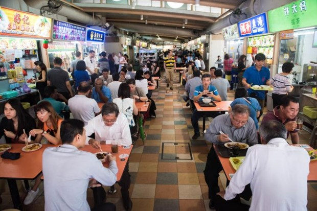 Singapore tops food security index for 2nd straight year hinh anh 1