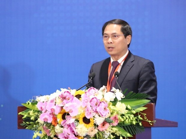 Int'l conference talks relations between Vietnam, foreign NGOs hinh anh 1