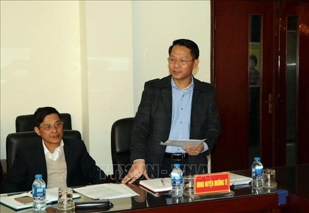 Lai Chau to host Vietnam-Laos-China 'con' throwing festival hinh anh 1