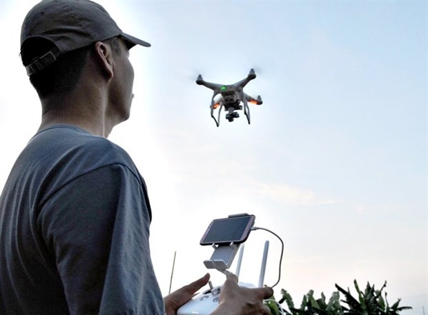 Government tightens management of drones, ultralight aircraft hinh anh 1