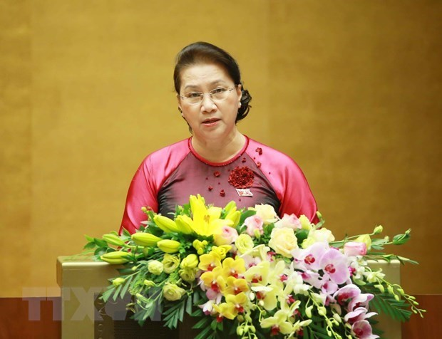 NA leader's visit to advance Vietnam-Belarus traditional ties hinh anh 1