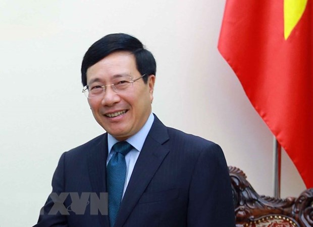 Deputy PM-FM Pham Binh Minh to attend 14th ASEM Foreign Ministers' Meeting hinh anh 1