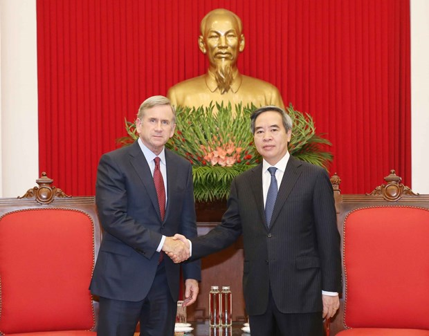 Qualcomm asked to support Vietnam's technology eco-system hinh anh 1