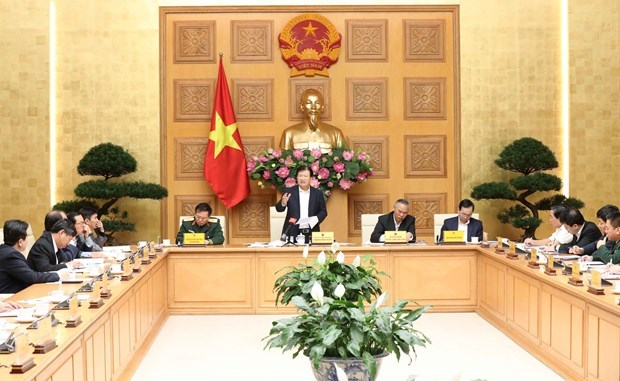 Deputy PM asks for stronger efforts to combat IUU fishing hinh anh 1