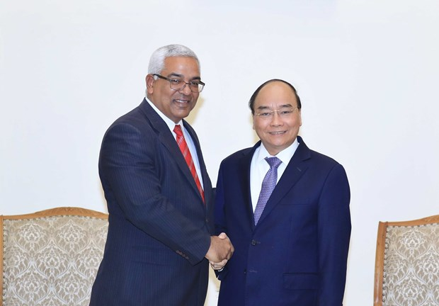 Prime Minister hosts Cuban Minister of Justice hinh anh 1
