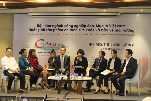 Coating, printing ink firms need to be greener hinh anh 1