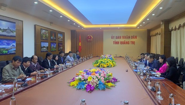 Singaporean firm interested in Quang Tri Airport project hinh anh 1