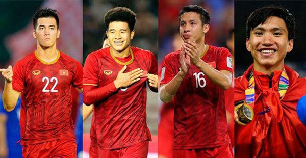 Four Vietnamese footballers named in Best 11 of SEA Games 30 hinh anh 1