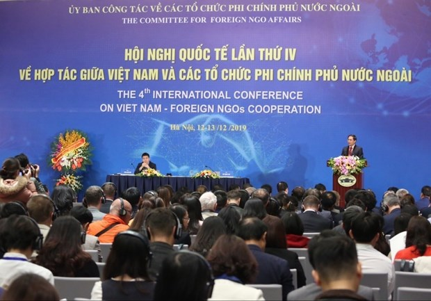 Improving legal environment for foreign non-governmental work hinh anh 1