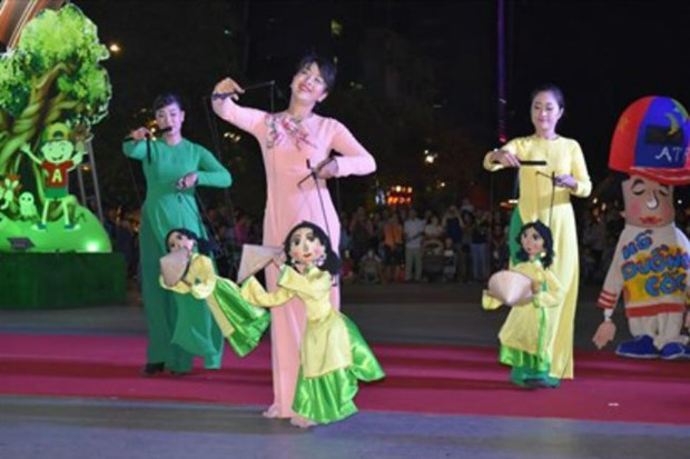 Vietnam Puppetry Festival to open in HCM City hinh anh 1