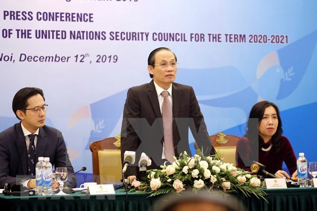 Vietnam ready for UNSC non-permanent membership hinh anh 1