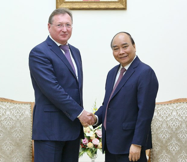 Vietnam prioritises oil and gas cooperation projects with Russia: PM hinh anh 1