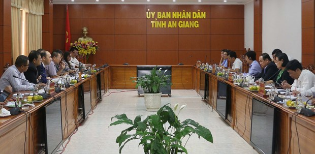 An Giang calls for WB's support in sustainable development hinh anh 1