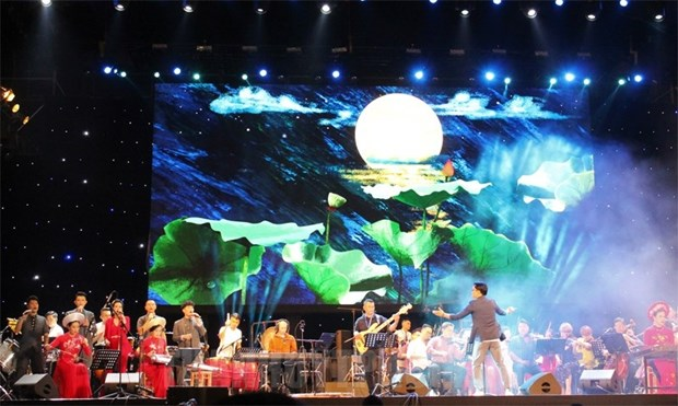 HCM City International Music Festival opens hinh anh 1