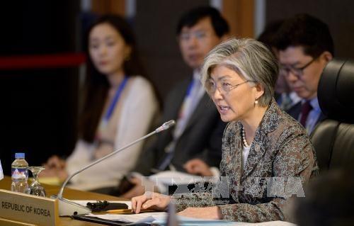 Australia, RoK voice concern over East Sea dispute hinh anh 1
