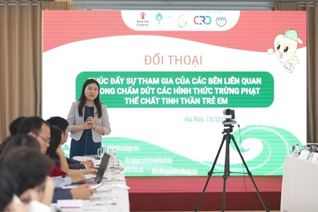 68 percent of kids experience violence from relatives: Survey hinh anh 1