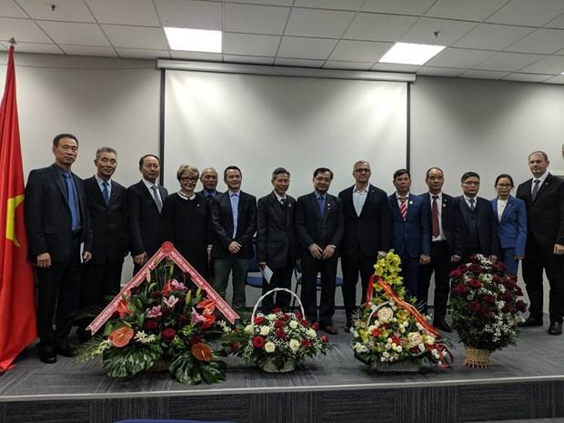 Ukraine-Vietnam Friendship Association convenes eighth congress hinh anh 1