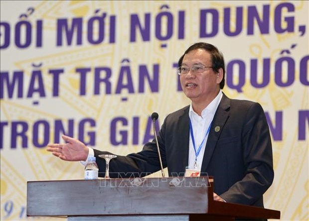Former youth volunteers hold national congress in Hanoi hinh anh 1