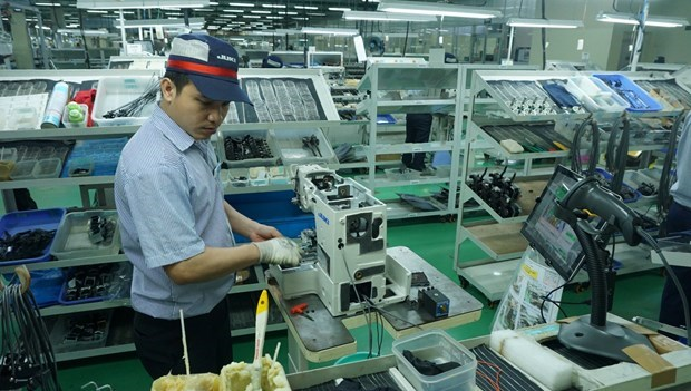 Vietnam's November PMI up from last month hinh anh 1