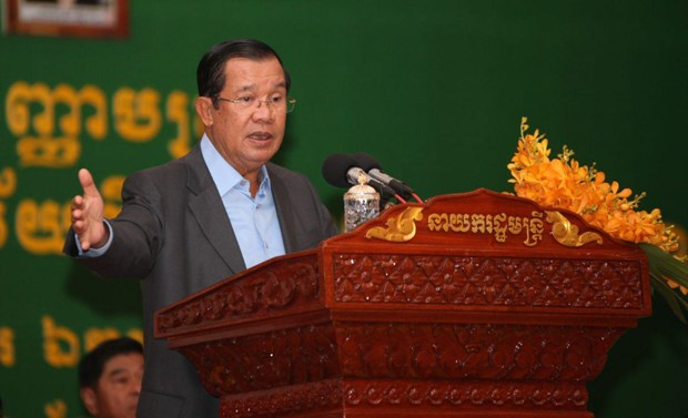 Cambodian PM to preside over launch of Vietnam – Cambodia border market hinh anh 1