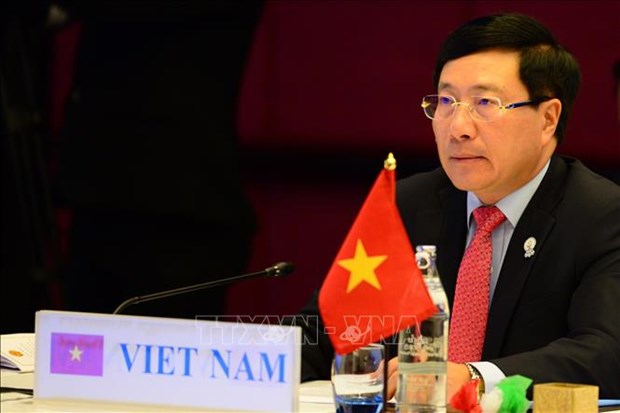 Vietnam, EU boost comprehensive cooperation hinh anh 1