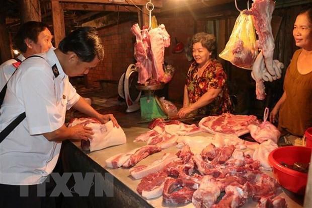 Bac Ninh: Pork prices push up November CPI hinh anh 1