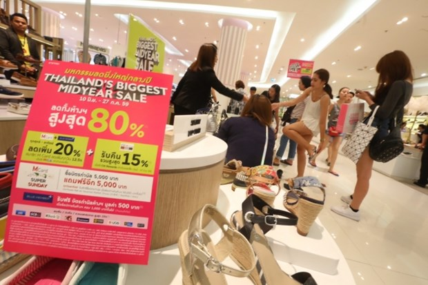 Thailand launches grand sale month hinh anh 1