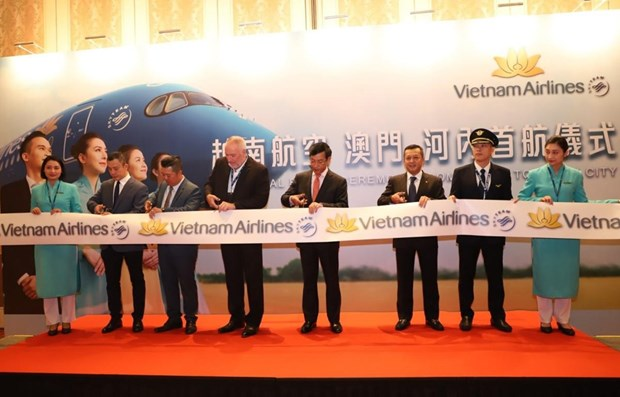 Vietnam Airlines launches Hanoi – Macau service hinh anh 1