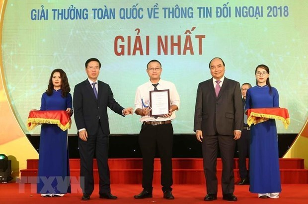 Announcement: National External Information Service Awards 2019 hinh anh 1