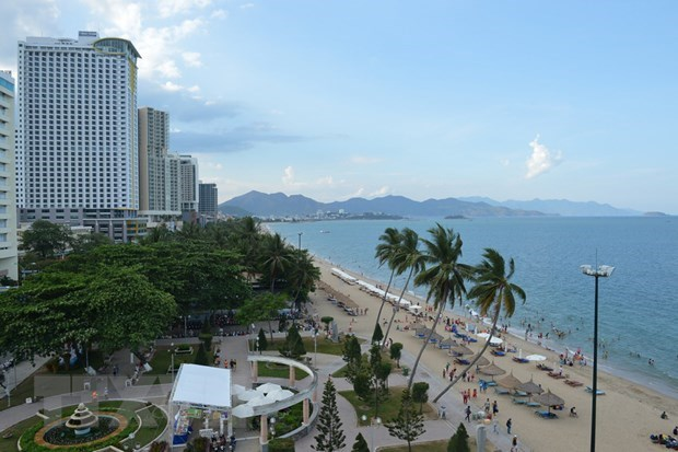 Korean airline opens air route to Nha Trang hinh anh 1
