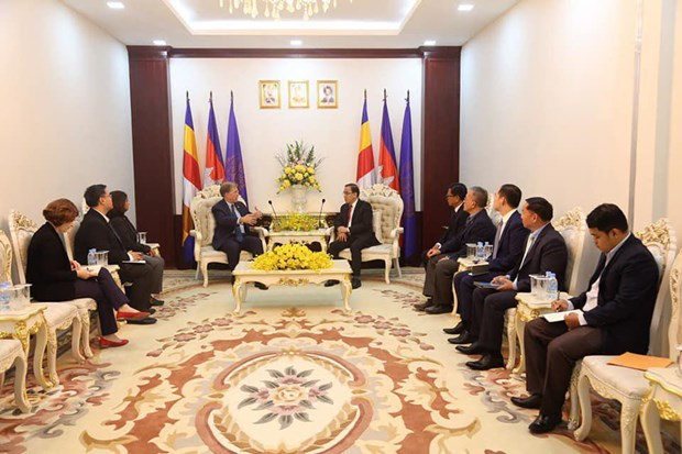 US companies in agriculture to visit Cambodia hinh anh 1