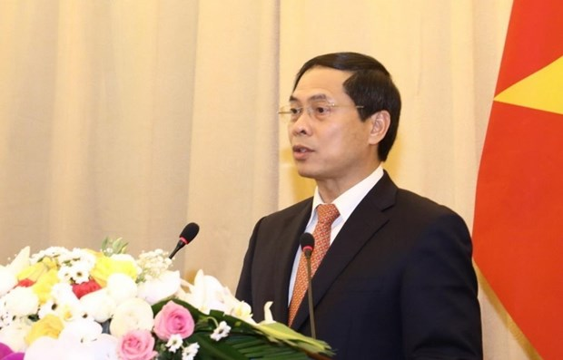 Deputy FM holds talks with US Assistant Secretary of State hinh anh 1