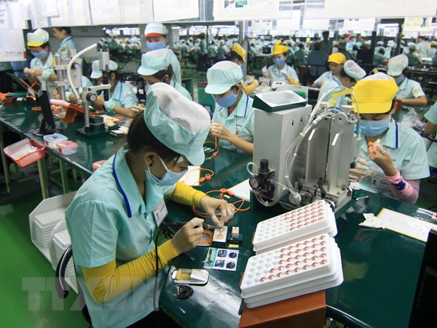 93 percent of Korean firms satisfied with investments in Vietnam: survey hinh anh 1