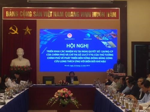 One billion USD earmarked for Mekong Delta's development hinh anh 1